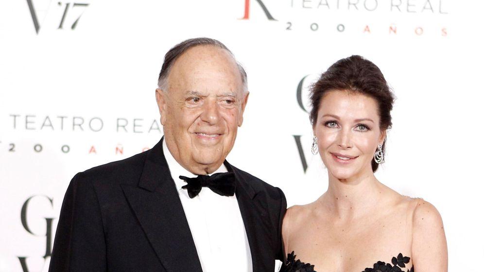 Foto: Carlos Falcó y Esther Doña en una imagen de archivo. (Cordon Press)