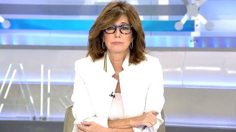 Un político deja tirada a Ana Rosa en una conexión en directo por un ataque de tos
