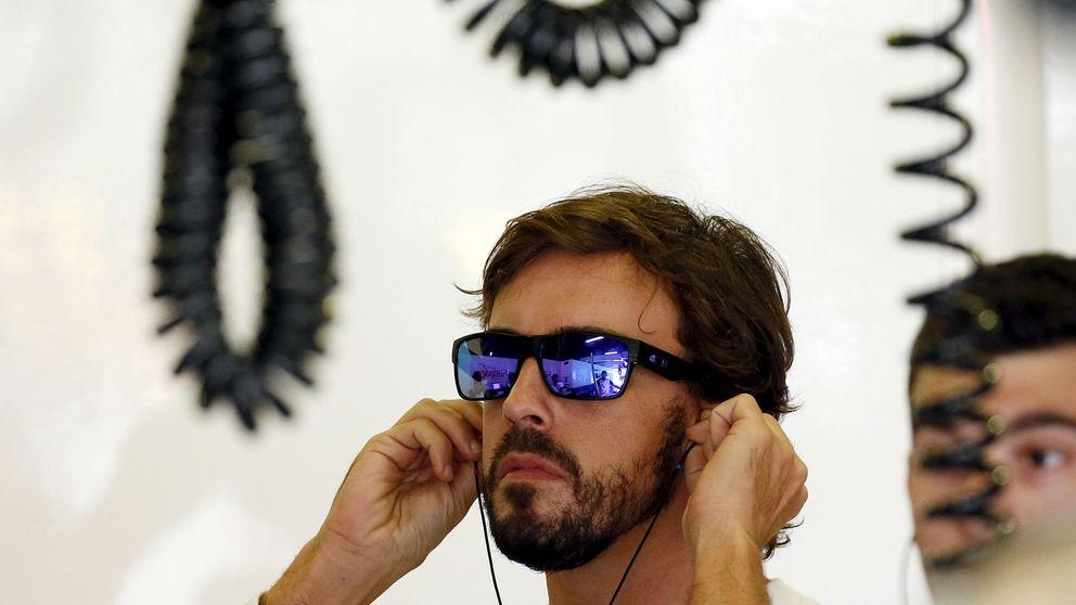 """Alonso y Button, felices: """"Si estuvieras en este equipo, lo entenderías"""""""
