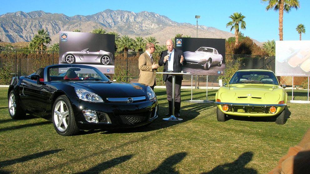 El Opel GT cumple 50 años y lo celebra en la Ruta 66