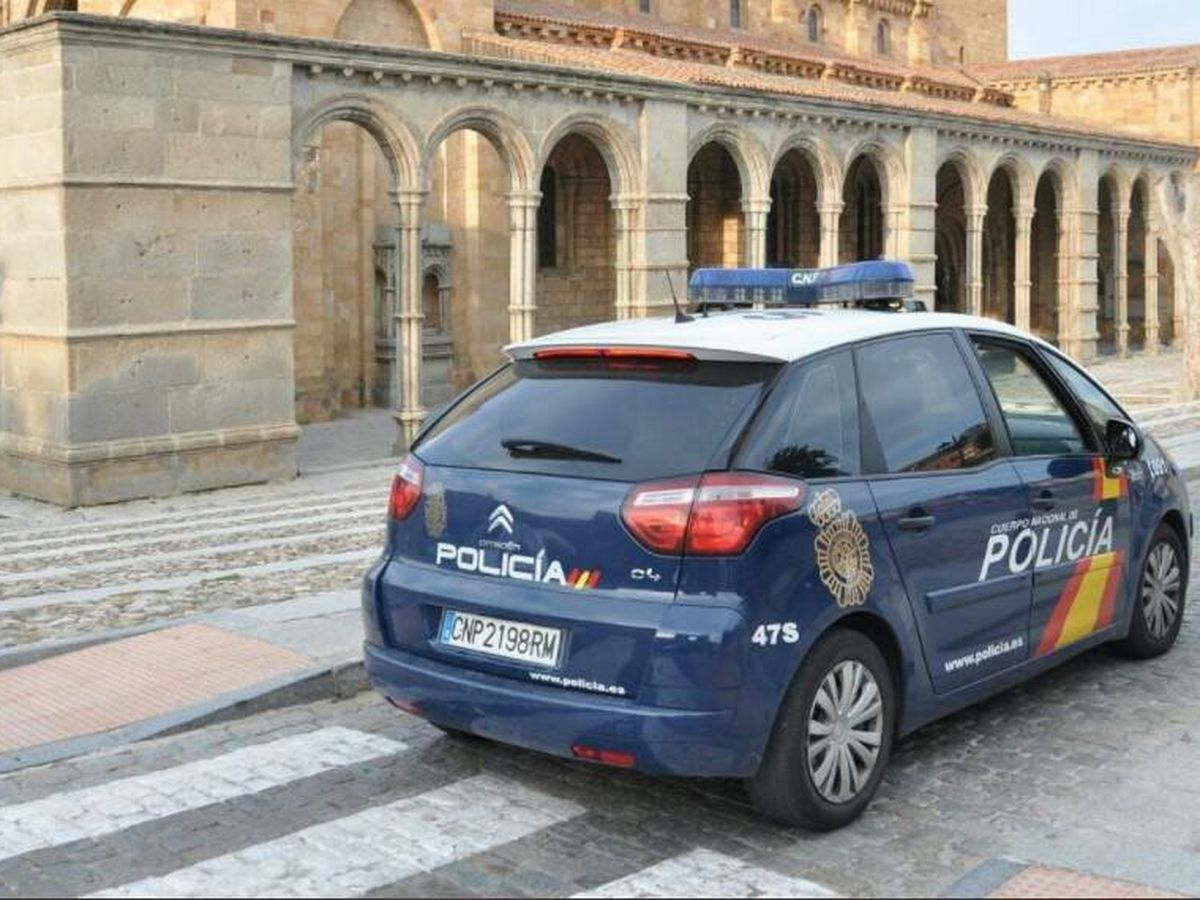 Foto: Foto: Policía Nacional