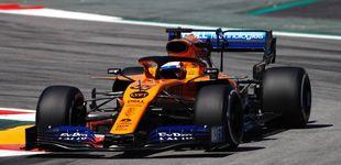 Post de El salto de McLaren con su nuevo motor y con Carlos Sainz en la pelea
