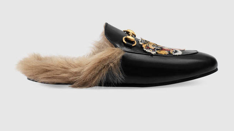 Loafers de Gucci.