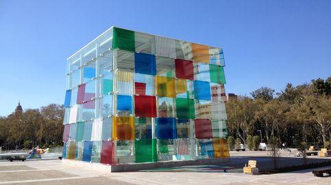Málaga entra en la elite del arte con el estreno del primer Pompidou fuera de Francia