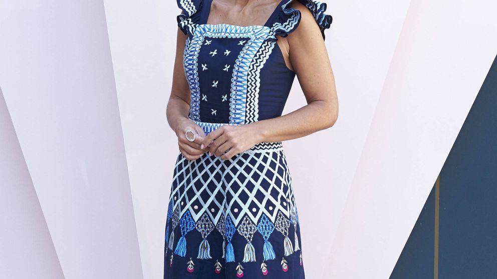 Paula Echevarría tiene tres vestidos de playa perfectos para una boda