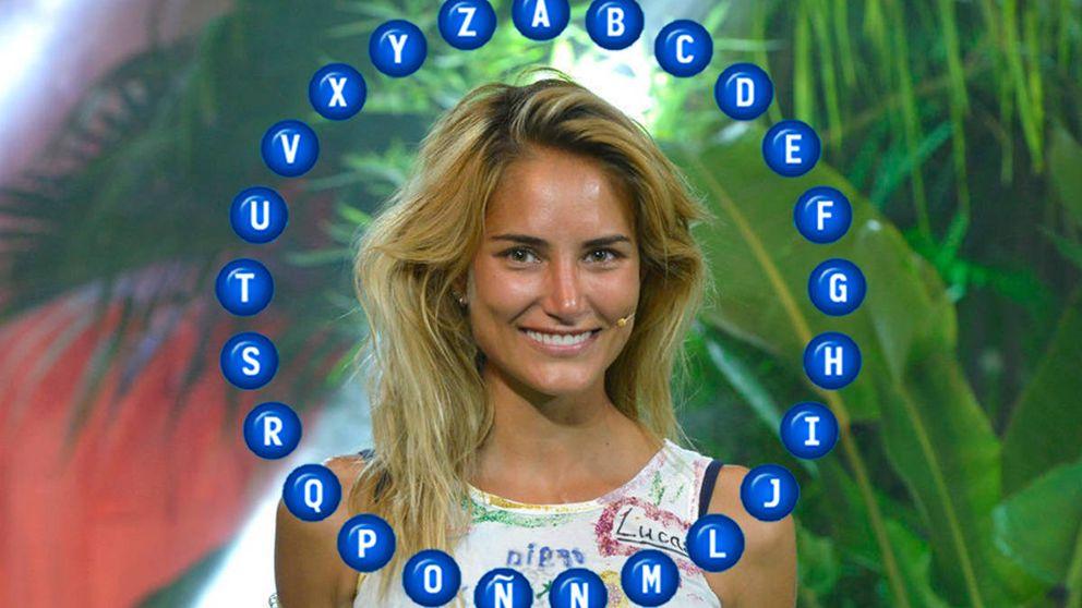 El rosco de Alba Carrillo: todos sus enemigos de la A a la Z