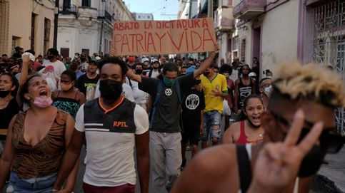 ¡Que vengan los americanos!: caminando dentro de las protestas en Cuba
