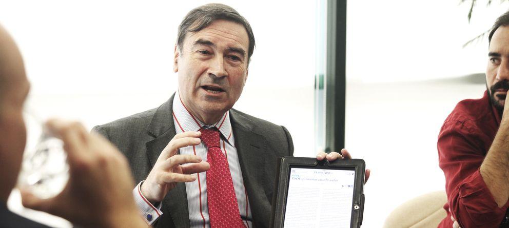 'El Mundo' perdió 18 millones el último año de Pedro J. tras apostar por el caso Bárcenas