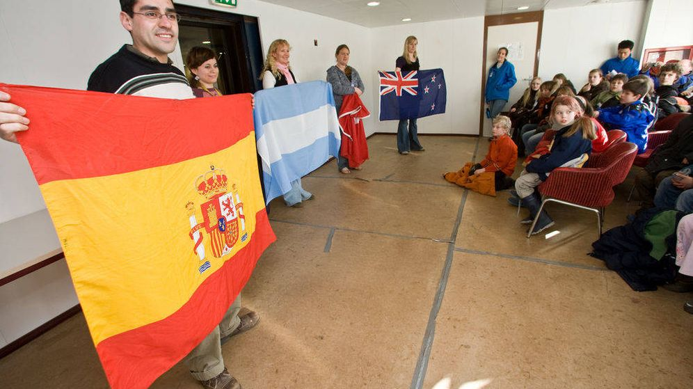 Foto: ¿Debe la escuela fomentar el patriotismo? (CC)