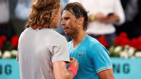 Rafa Nadal - Stefanos Tsitsipas en directo: semifinales del Masters 1000 de Roma