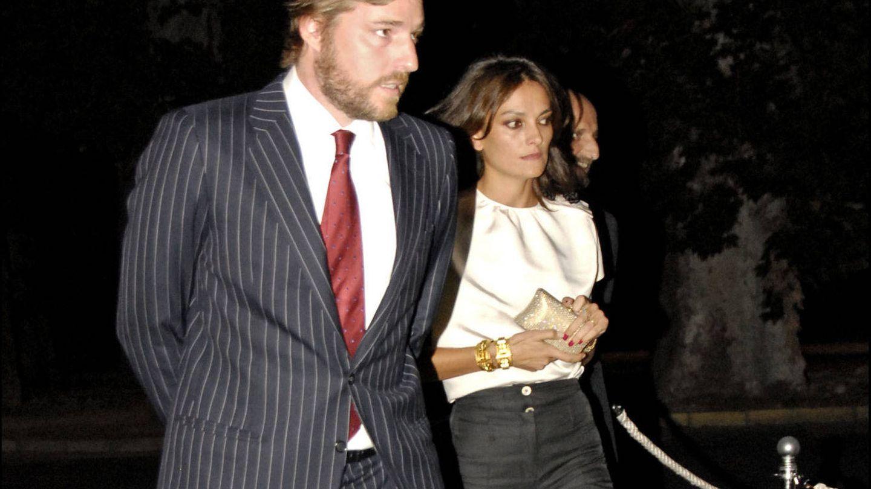 Beltrán Gómez-Acebo y Laura Ponte cuando eran matrimonio. (Gtres)
