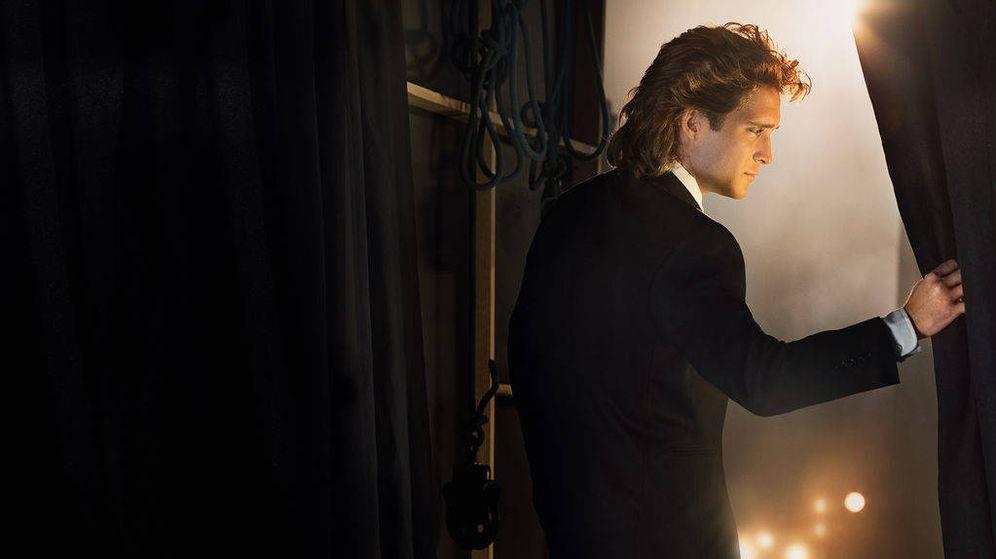 Foto: Imagen de la producción de Netflix 'Luis Miguel'. (Netflix)