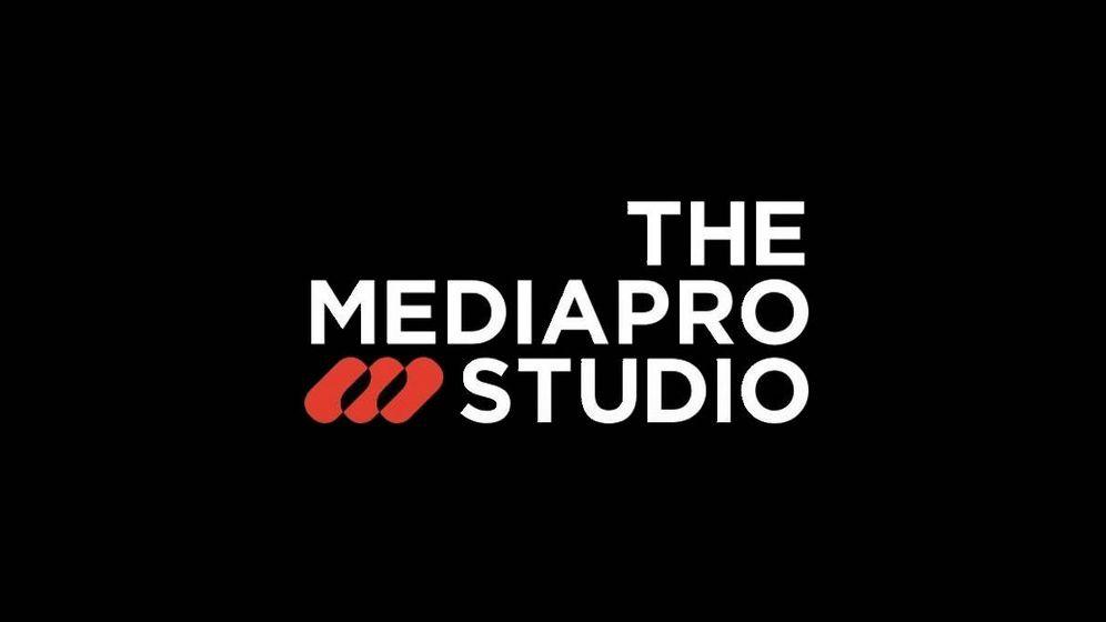 Foto: Logotipo de The Mediapro Studio. (Mediapro)