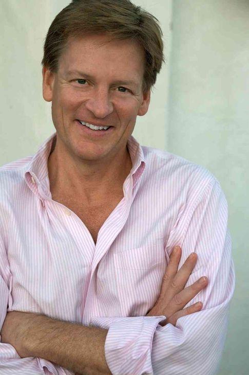Michael Lewis, autor de 'Flash Boys'.