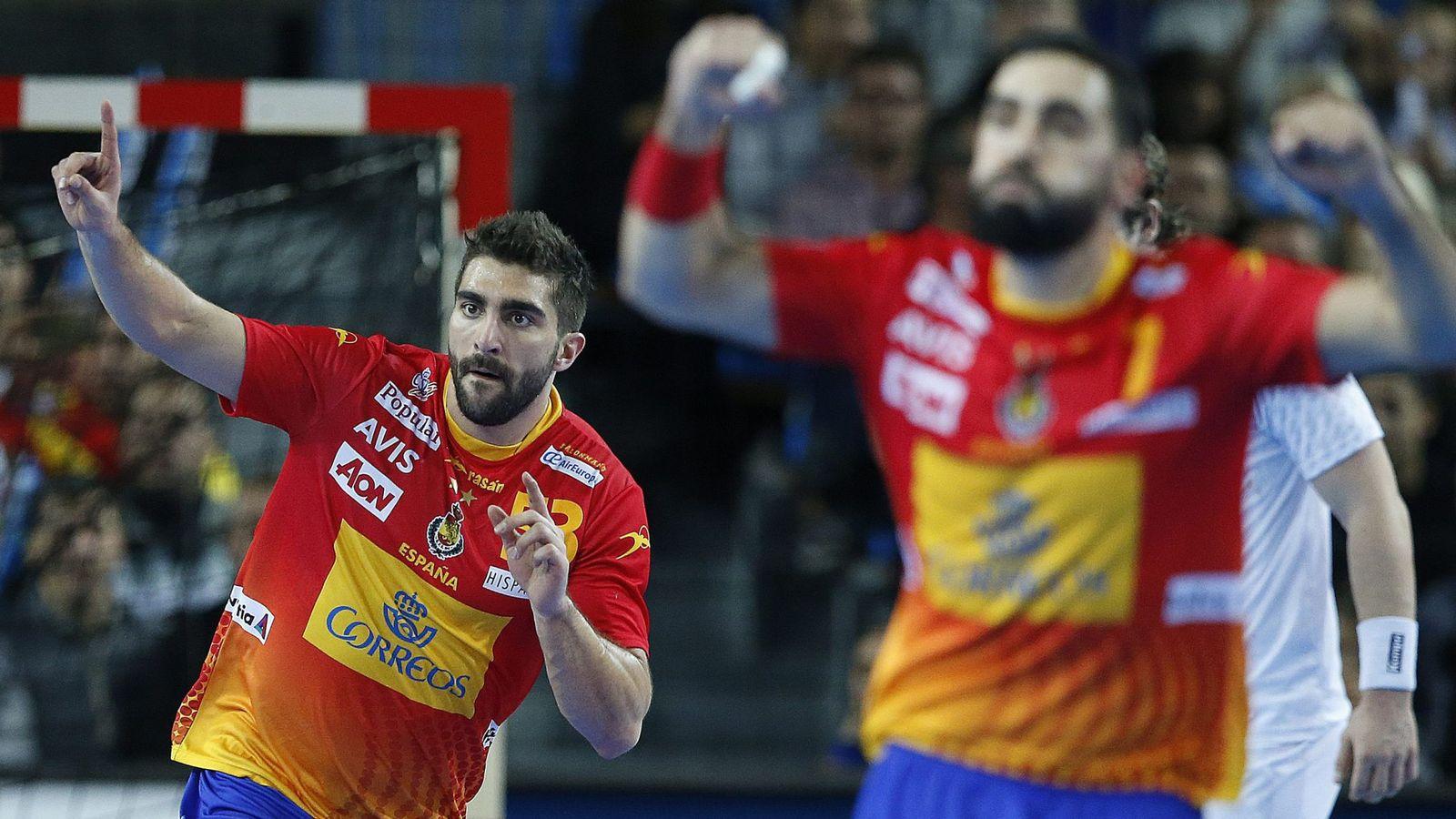 Foto: David Balaguer está siendo de uno de los mejores de España en el Mundial (Guillaume Horcajuelo/EFE)