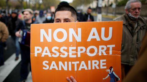 El pasaporte covid tiene peligros, lo diga Abascal o quien sea
