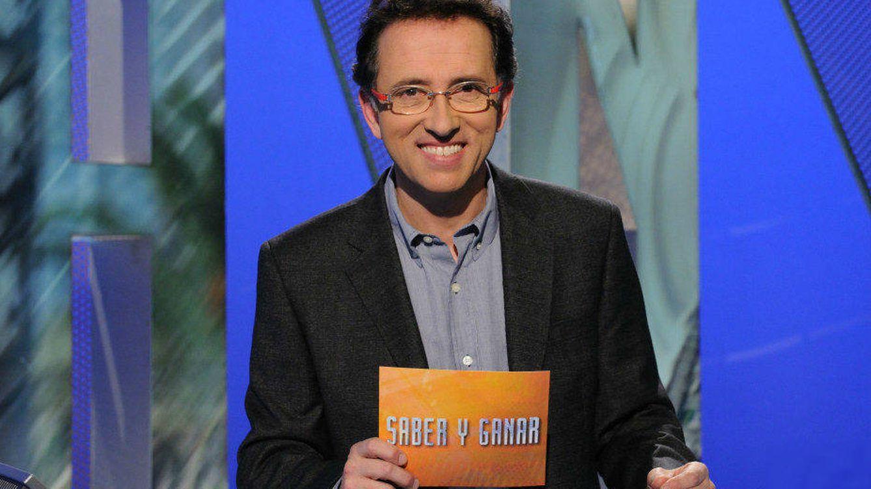Foto: El presentador Jordi Hurtado, en 2009. (RTVE)