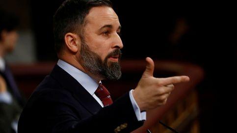 Así ha sido la intervención de Santiago Abascal (Vox) en la investidura de Pedro Sánchez