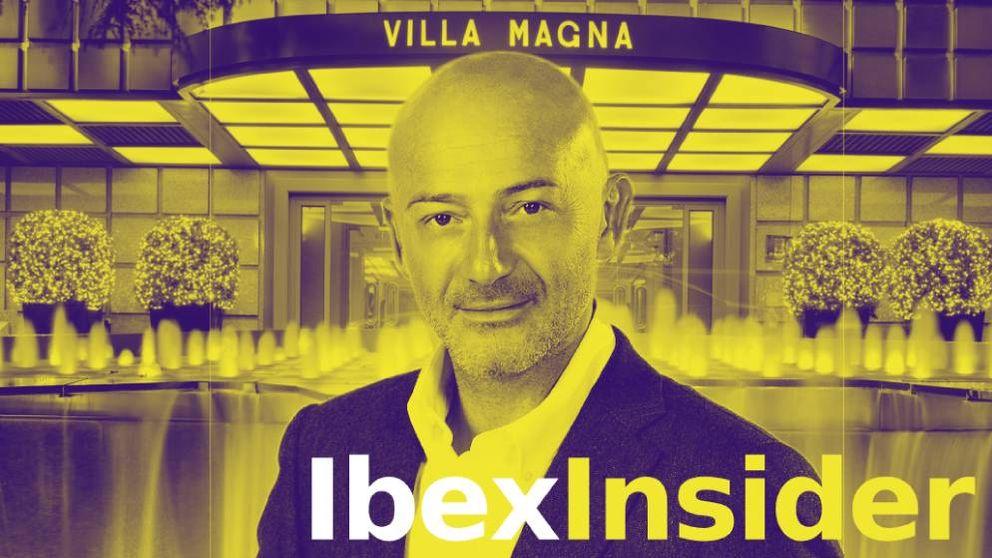 A la venta el Villamagna. Se busca magnate que rescate a Dogus (socio turco de BBVA)