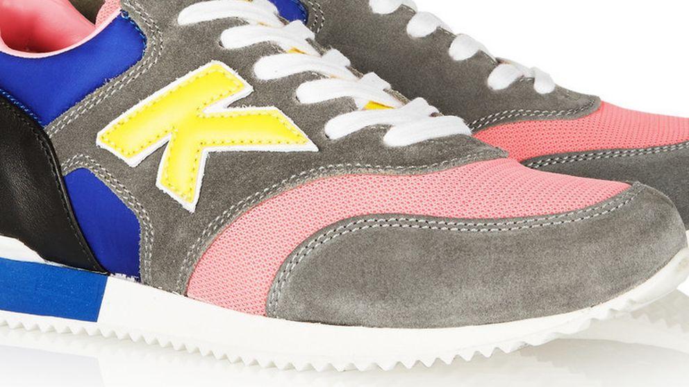Unas zapatillas de Karl Lagerfeld