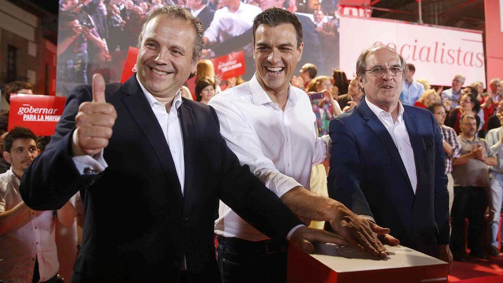 Ferraz busca la manera de aplacar a Carmona y liquidar la crisis del PSOE-M
