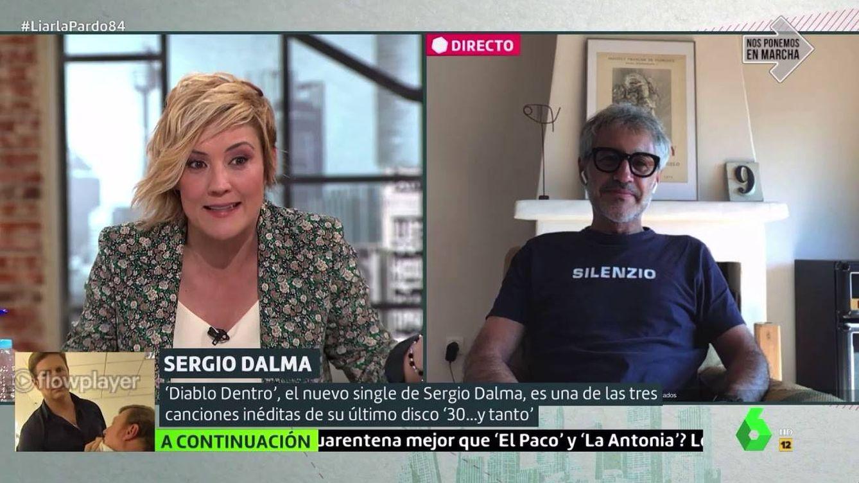 'Liarla Pardo' | Sergio Dalma sentencia a los políticos en La Sexta: Priman sus intereses sobre la salud de la gente