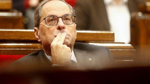 La revisión de la inhabilitación de Torra en el TS se retrasa tras abstenerse el ponente