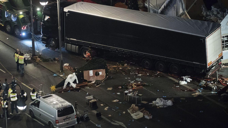 Un español, herido en el atentado de Berlín