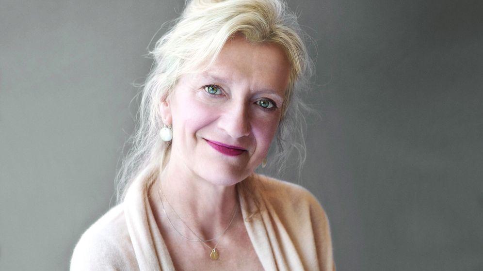 Foto: La autora Premio Pulitzer Elizabeth Strout | Foto: Leonardo Cendamo