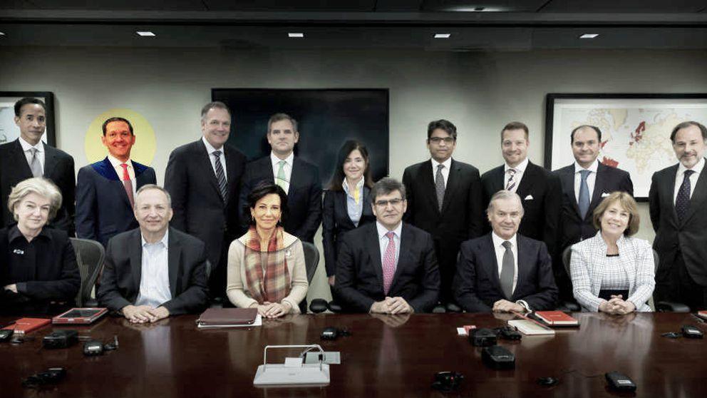 BBVA confía su transformación digital a un asesor internacional del Santander