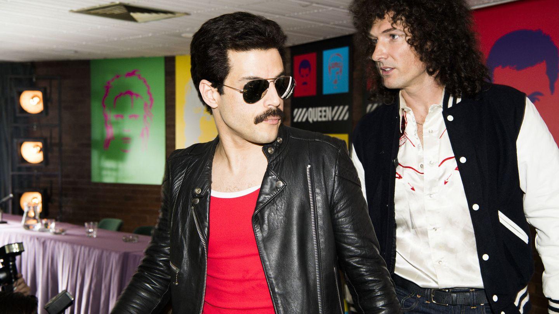 Rami Malek como Freddie Mercury en 'Bohemian Rhapsody'. (Fox)