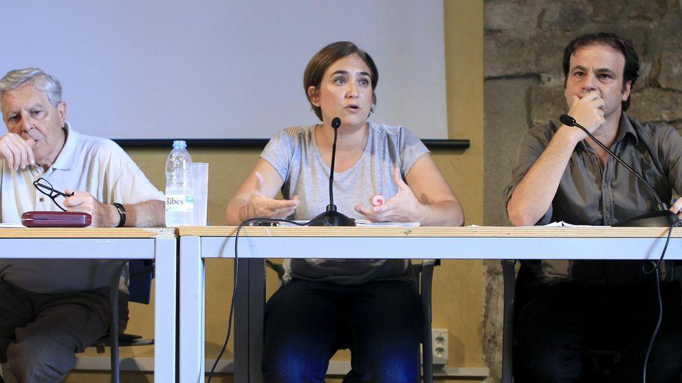 Guanyem, la tercera vía 'social', irrumpe en el mapa político catalán