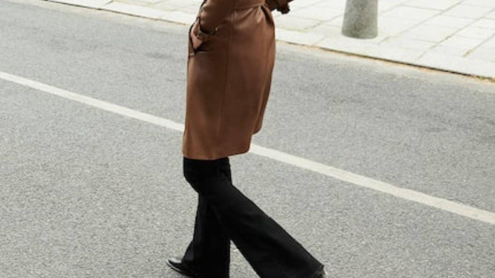 Foto: Massimo Dutti acierta en esta temporada con sus botines. (Cortesía)