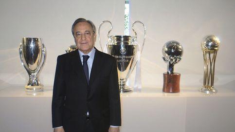 Florentino, el palco del Bernabéu y la derrota del Madrid en Deloitte