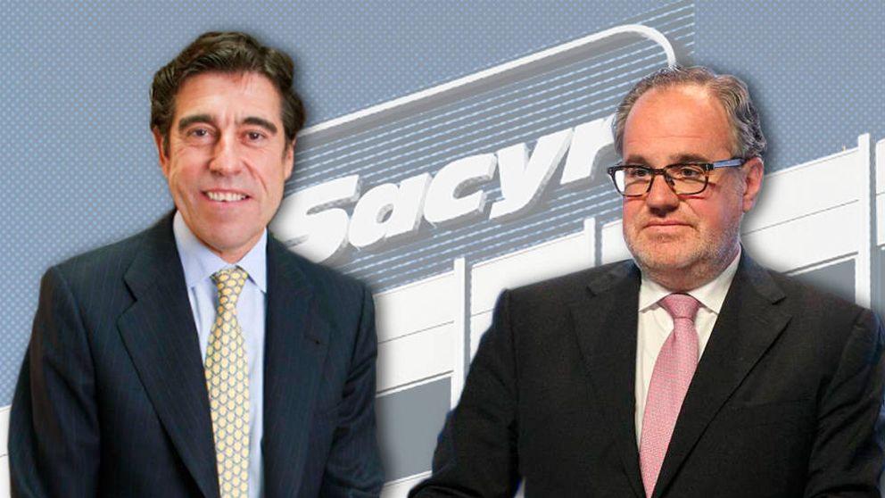 Moreno Carretero se refuerza en Sacyr y desafía el control de Carceller y Manrique