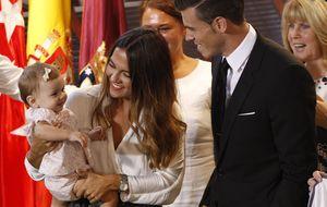 La mujer y la hija de Bale también fichan por el Real Madrid