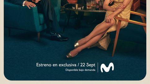 'Velvet Colección', al estilo 'Mad Men' en su primer póster oficial