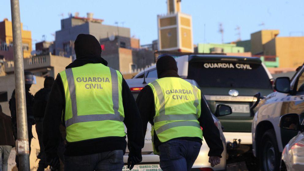 Detienen a un joven de 22 años por matar a tiros a su padrastro en Ceuta