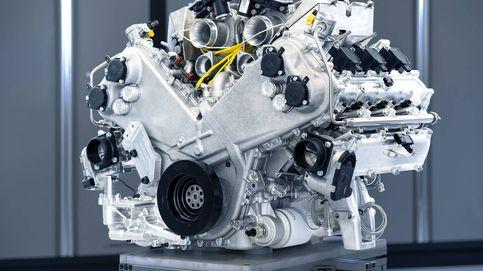 Así es el nuevo coche (y motor) híbrido de Aston Martin que promete cambiarlo todo