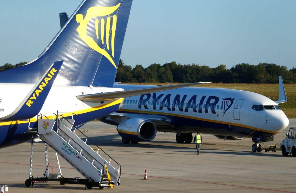 Foto: Anzuelo de Ryanair a los pilotos de Norwegian. (Reuters)
