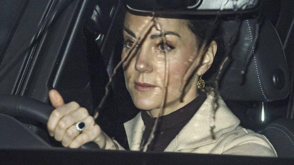 Kate Middleton, en Londres con sus hijos y ajena a la gran reunión de Sandringham