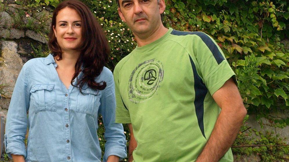 Foto: Marion de la Porte y Javier Terrón, cofundadores de Sinplastico.com (Cedida por Marion de la Porte)