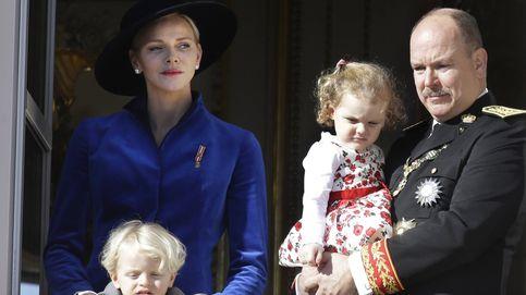 Los mellizos de Charlène regalan los momentos más tiernos en el Día Nacional de Mónaco