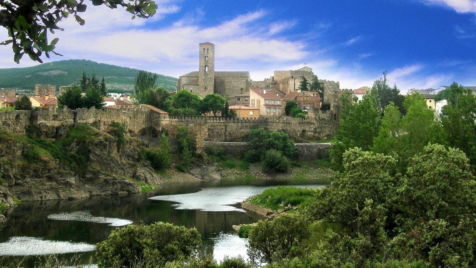 Foto: Buitrago de Lozoya no se puede posponer. (Foto: Turismo Madrid)