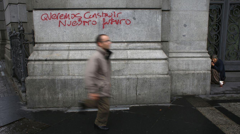 Foto: ¿Qué es lo que queremos? Desde luego, no un escaño. (Reuters/Susana Vera)
