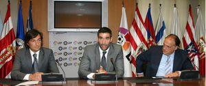Foto: Fernando Sanz, director de la LFP en Oriente Medio y África del norte