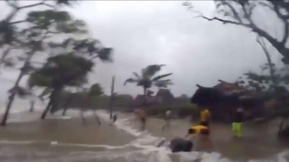 Cuando se busca preparar los JJOO y se acaba luchando contra un ciclón