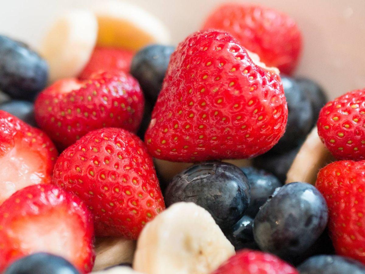 Foto: Dieta de la fruta para adelgazar. (Grooveland Designs para Unsplash)