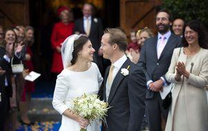 Gran boda de Jaime de Borbón-Parma y Viktória Cservenyák