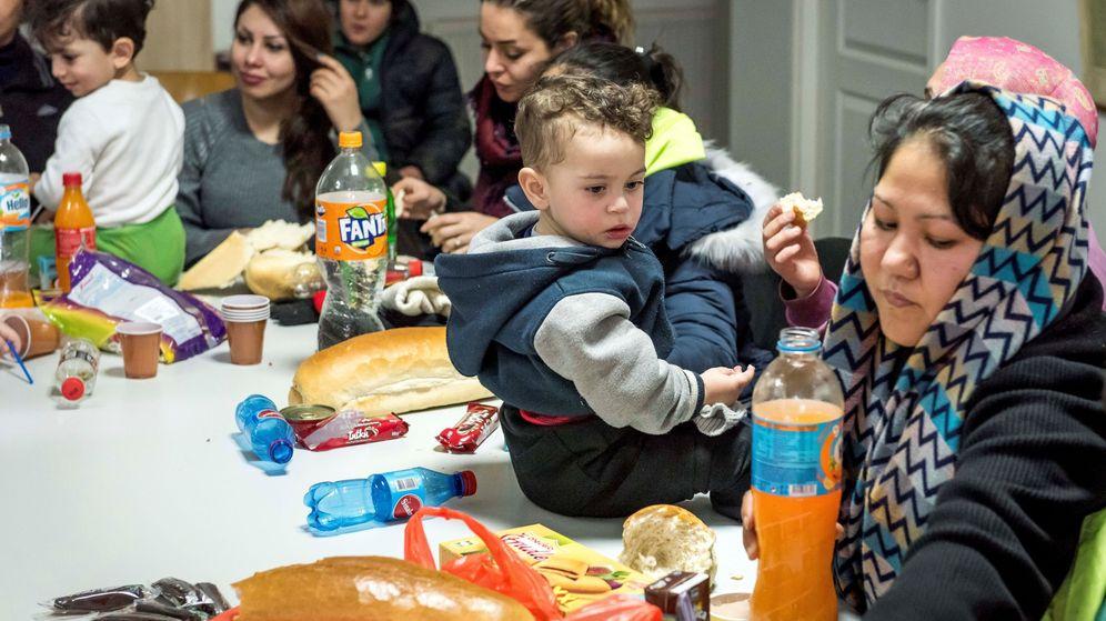 Foto: Bosnia, la nueva puerta hacia Europa para miles de refugiados. (EFE)